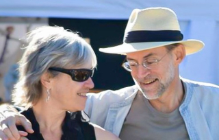 Carol & Rick (Colorscape photo by Kathryn Rutz)