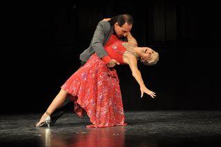 Photo of Geno Aureli Performing
