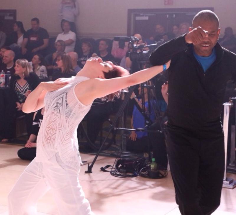 Stephanie Risser Loveira Dancing2